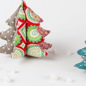 Patchwork Weihnachtsbaum